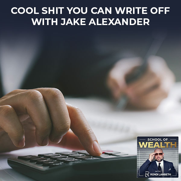 SOW 15   Tax Write-Offs